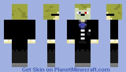 Derek (Finally making it after, About, 13 weeks of thinking..) Minecraft Skin