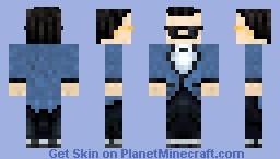 Derp Psy Minecraft Skin