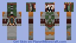 Derpy Fett Minecraft Skin