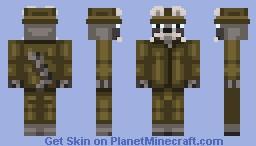 Detective Raccoon Minecraft
