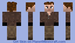 Dexter Morgan Minecraft Skin