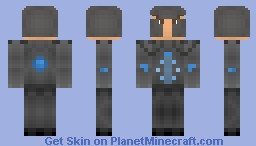 Diamond Knight Minecraft Skin