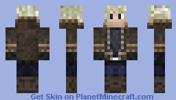 [DMZ] - DiamondMinerZ - [DMZ] ~ [Original] Minecraft Skin