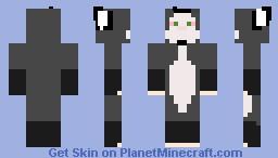 Frindle Opossum Minecraft Skin