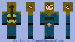 I go Diveing (better in preview) Minecraft Skin