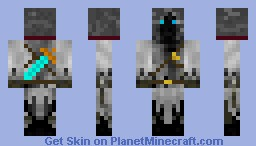 Knight Ghost Minecraft Skin