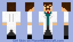 Doctor Love - [Request] Minecraft Skin