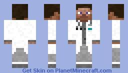 Doctor Steve Minecraft