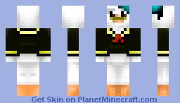 Dolan Duck (requested by Talk) Minecraft