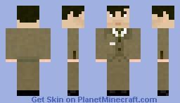 Don Draper Minecraft Skin