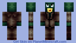 Don't Hug Me I'm Scared (Looks Way Better in the Preview :P) Minecraft Skin