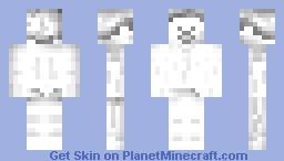 DoodleMan! Minecraft Skin