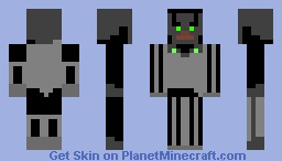 Doom Maker Minecraft Skin