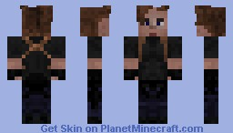 Leon Scott Kennedy [Resident Evil] The legendary Police Officer with 3D Parts! Minecraft Skin