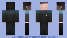 Dr Julian Bashir, / ST DS9 Minecraft Skin
