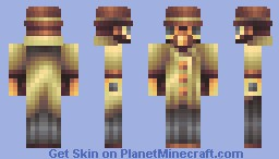 Dr. D'Void Minecraft Skin