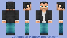 Dr. House Minecraft Skin