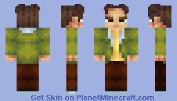 Dr. Leonard Hofstadter Minecraft Skin