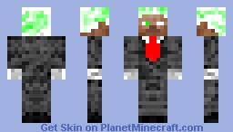 Dr. Locktosphere Minecraft Skin