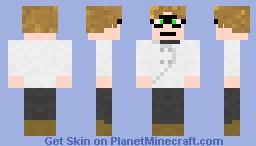 Dr. Neil Watts Minecraft Skin