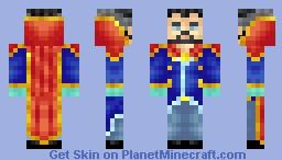 Dr Strange 200 sub special (Q&A info inside) Minecraft Skin