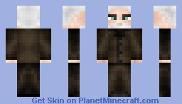 Dr. Wallace Breen Minecraft Skin