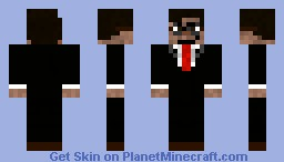Stephen Colbert(Better In Preview!) Minecraft Skin