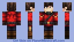 Mountie Minecraft