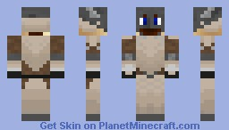 Nord In Dragon Armor (Skyrim) Minecraft Skin