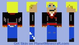 Dreamer Minecraft Skin
