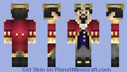 Duke Of Lancaster Minecraft Skin