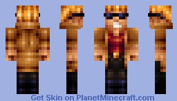 Duke Nukem Minecraft