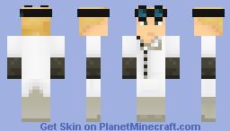 Duncan Minecraft Skin