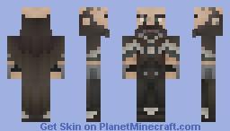 Dwalin (The Hobbit) Minecraft Skin