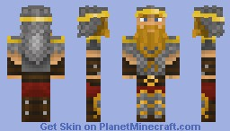 Dwarf Bandoleer (Heroes of Galderon) 50 Subs Minecraft