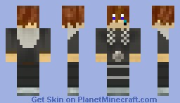 Thorin Oakenshield Minecraft Skin