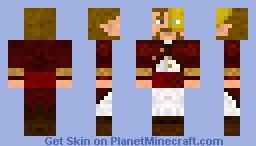 Captain Jernorre (SteampunkSkin Contest, Edited) Minecraft Skin