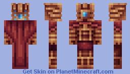 Dwemer Space Ranger Minecraft