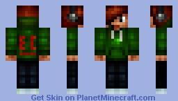 EventCraft Skin HD Minecraft Skin