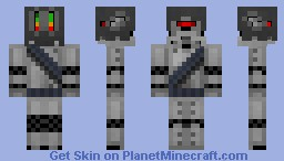I Wish I Was A Real Boy! Minecraft Skin