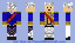EITC Admiral Minecraft Skin