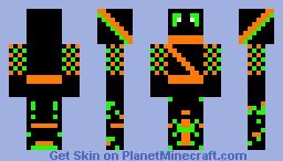 epop Minecraft Skin