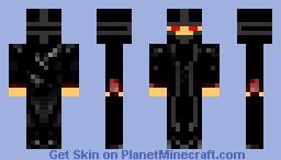 EVIL Minecraft Skin