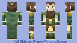 General Fong Minecraft Skin