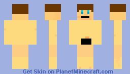 Earthmage01 naked (censerd) Minecraft Skin