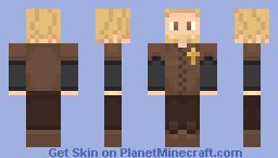 Eddard Stark - Game of Thrones Minecraft Skin