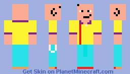 Ed Edd n' Eddy - Eddy Minecraft Skin