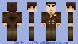 "Eduard Khil (""Trololo Guy"") Minecraft Skin"
