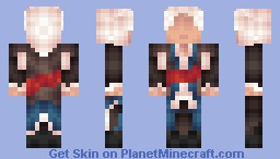 Edward Kenway [Assassin'sCreed] [BetterIn3D] [Req.] Minecraft Skin