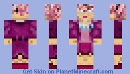 Effie Trinket The Hunger Games Minecraft Skin